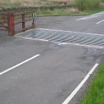 highway cattle grid